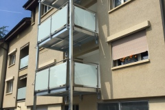 Balkontürme